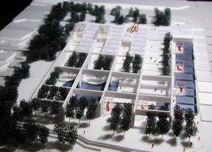 安中国際コンペ 設計:河野正博建築設計事務所