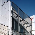 光製薬 設計:河野正博建築設計事務所
