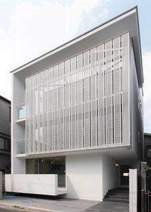 L's 三軒茶屋 設計:河野正博建築設計事務所