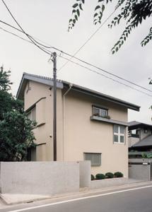 S・I邸 設計:河野正博建築設計事務所