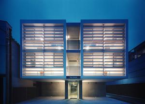 T2 FLAT 設計:河野正博建築設計事務所