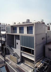 T邸 設計:河野正博建築設計事務所
